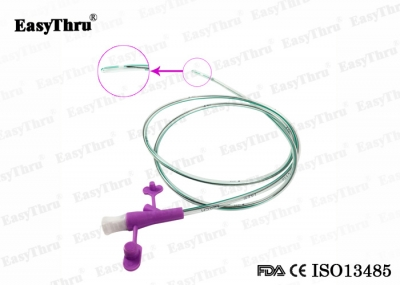 Long Term Polyurethane ( PU ) Nasogastric Enteral Feeding Tubes Surgical disposalbe